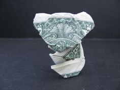 Origami for Everyone – From Beginner to Advanced – DIY Fan Bear Origami, Origami Star Box, Origami Fish, Origami Animals, Origami Stars, Dollar Origami, Money Origami, Money Lei, Origami Love Heart