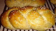 Výborné domáce pečivo, vydrží mäkké aj viac dní. Bread, Food, Brot, Essen, Baking, Meals, Breads, Buns, Yemek