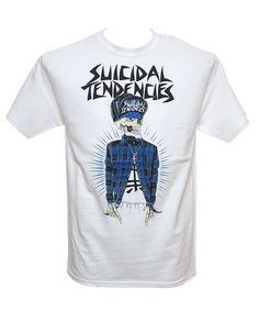 Suicidal Tendencies - Vato White