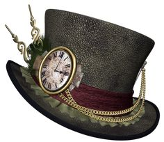 Steampunk Hat PNG Clipart Picture