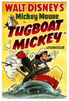 Tugboat Mickey 1940