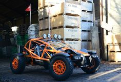 The Nomad is a Very Special Off-Roader by Ariel $42,000