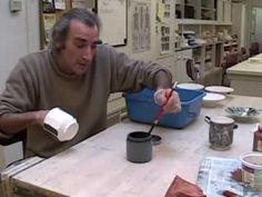 #4 Glazing - Oxides and Stains - YouTube