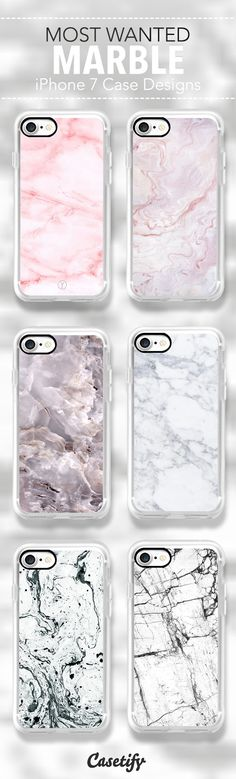 Most wanted iPhone 7 case Marble case all available now, shop them all here >