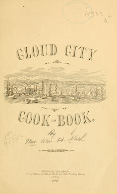 Cloud City cook-book.