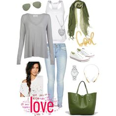 """""""Just chilling"""" by sonjeka on Polyvore"""