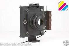Wide 4x5 manual large #format camera sinar #version, #super light and easy to use,  View more on the LINK: 	http://www.zeppy.io/product/gb/2/151217297188/