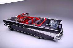 BIKERS/KUSTOM/MEETING/MUSIC....: LOWRIDER PRÉPARATION: 1957 Chevrolet Bel Air