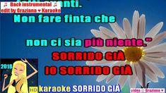SORRIDO GIÀ Elisa, Emma e Giuliano Sangiorgi karaoke Playback instrument...