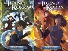 The Legend of Korra: Turf Wars – A pitch perfect, LGBT-positive continuation
