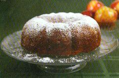 rosh hashanah sponge cake