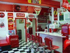 Coca Cola Cafe