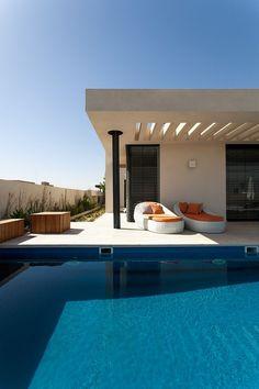 Residencia Kasir, por Luciano Santandreu