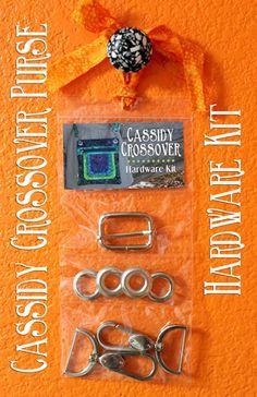 Cassidy Crossover Purse Kit – Sassafras Lane Designs