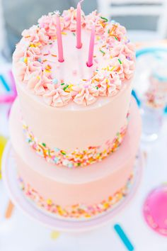 Sprinkles Party | Birthday tips and ideas!