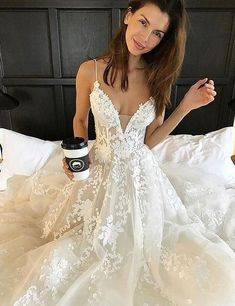 Welcome to our store. Any problems, please contact us freely! just contact with: suzhouperfect1@gmail.com 1. Color: If you want dress color to be different color, please contact us. Dress color =_____ #weddingdress