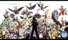 I'm a freaking pokemon MASTER. You see all those gym leaders!? and badges to prove it!!!!!!!!!!!!!  by Francine