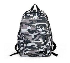 Bromeo Little Boys Girls Camo Backpacks Cute Kids School…