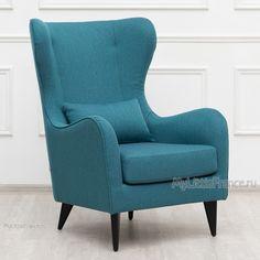 Кресло с ушами GRETA - Интерьерные кресла - Кресла - Диваны и Кресла My Little France