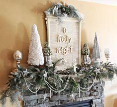 christmas decoration vintage - Buscar con Google