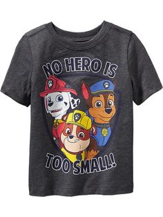 Paw Patrol&#153 Tees for Baby Product Image