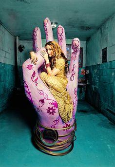 Madonna by David Lachapelle