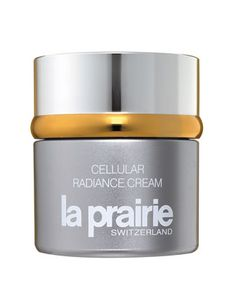 Cellular Radiance Cream, 1.7 oz. by La Prairie.   That glow. This product is mandatory. No foundation necessary!