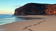 Ethel Beach in Innes National Park on South Australia's Yorke Peninsula