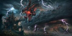 Dragones de la destruccion