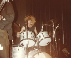 DISCHARGE - 9:30 Club, Washington DC October 1982