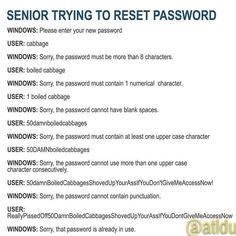 Reset Password, Boiled Cabbage, Best Quotes, Funny Quotes, Funny Memes, Hilarious, You Make Me Laugh, Word Nerd