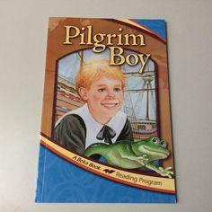 PILGRIM BOY, A BEKA BOOK READING PROGRAM, NEW