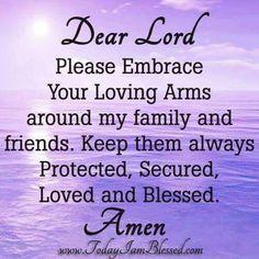 Dear Lord