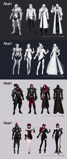 #Aion concept art | Pinned Time: 20141227 (Taipei) | #ConceptElement #概念元素