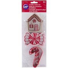 Holiday Candy 3pc Cc