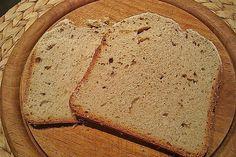 Hermann - Weißbrot | Chefkoch Baked Goods, Banana Bread, Food And Drink, Homemade, Baking, Breakfast, Desserts, Recipes, German