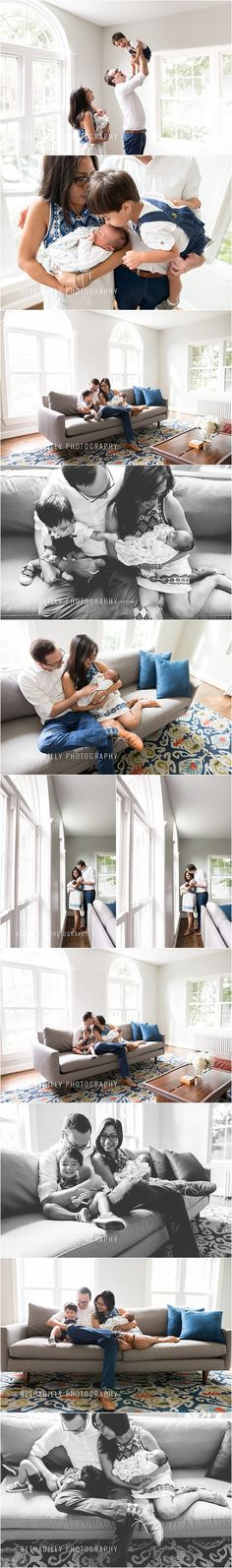 A Little Sister To Love | Alexandria Lifestyle Newborn Photographer | bethadilly photography