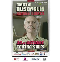 """""""SOMOS LIBRES"""" EL NUEVO ÁLBUM EN VIVO DE MARTIN BUSCAGLIA"""