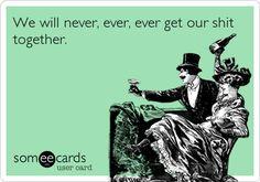 So true! Lol!