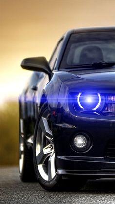 Muscle car - Chevrolet Camaro SS - by photographer Marco Berndt Chevy Camaro, Camaro Auto, Lamborghini, Ferrari F40, Maserati, Bugatti, Volkswagen, Us Cars, Sport Cars