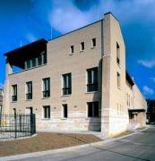 Csányi Winery Architects: Csaba Kovács, Kristóf Göbölyös Hungary, Architects, Multi Story Building, Louvre, Travel, Viajes, Building Homes, Destinations, Traveling