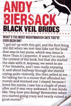BLACK VEIL BRIDES WEBSITE