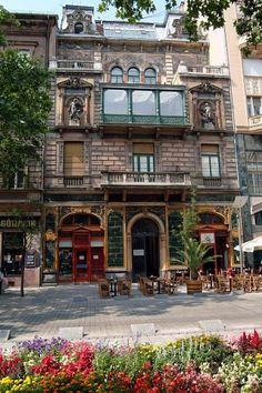 Mai Manó -  Café and Hungarian House of Photography