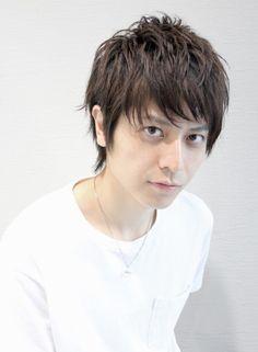 好感度ウルフスタイル 【XELHA】 http://beautynavi.woman.excite.co.jp/salon/31291?pint ≪ #menshair #menshairstyle・メンズ・ヘアスタイル・髪形・髪型≫