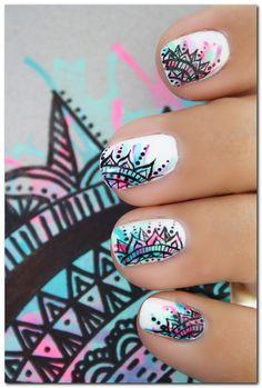 40+ Gorgeous Nail Art Ideas