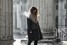 WINTER OUTFIT IN BERLIN - SCENT OF OBSESSION - fashion blogger, outfit, travel and beauty tips