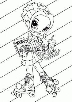 Pin von Dee Shork auf Dees coloring pages | Pinterest