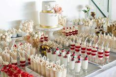 Wedding Cake Alternative, something for everyone to enjoy.