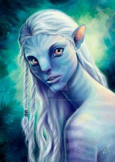 Avatar OC Albino