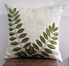 Linen Pillow Cover Throw  Pillow Cover Decorative by KainKain